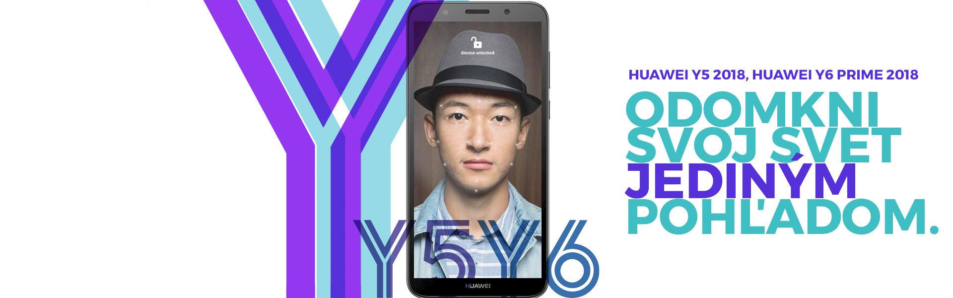 Huawei Y5 2018, Huawei Y6  Prime 2018 - Huawei Sk - Duntel