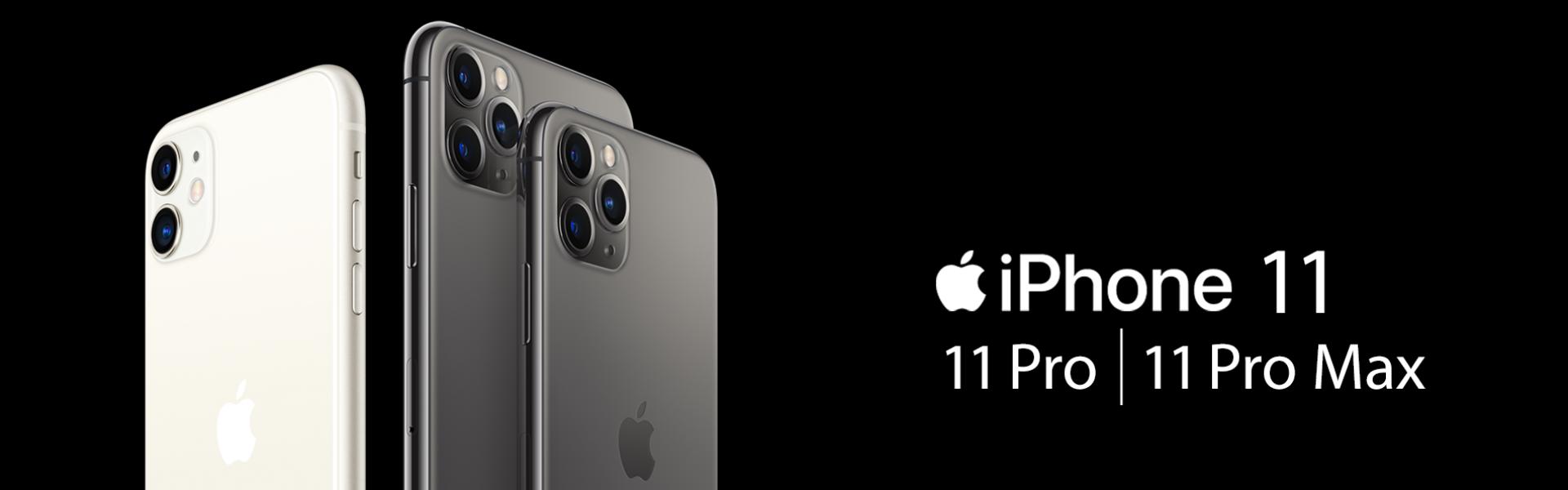 iPhone11 - Iphone 11 Web Banner - Duntel