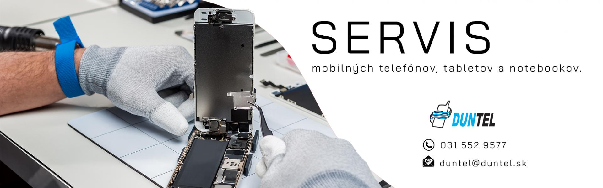 Servis - Servis Web Banner - Duntel