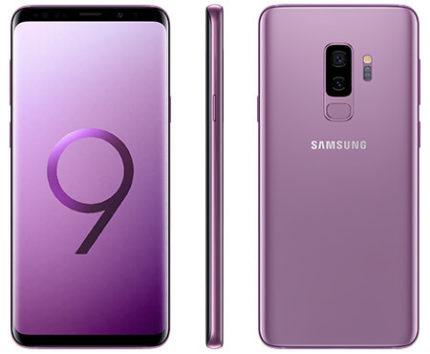 Samsung Galaxy S9 plus | Duntel