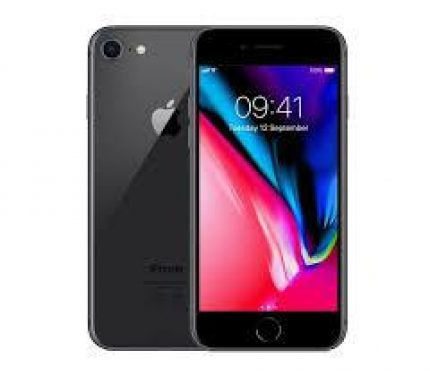 iphone 8 256GB Black   Duntel
