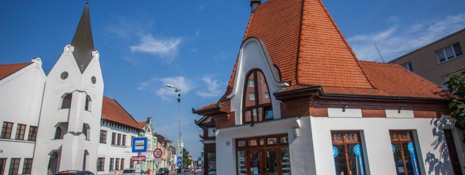 Dunajská Streda - Hlavná | Duntel